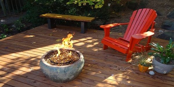 Amazing DIY Backyard Ideas for Summer with Campfire Place