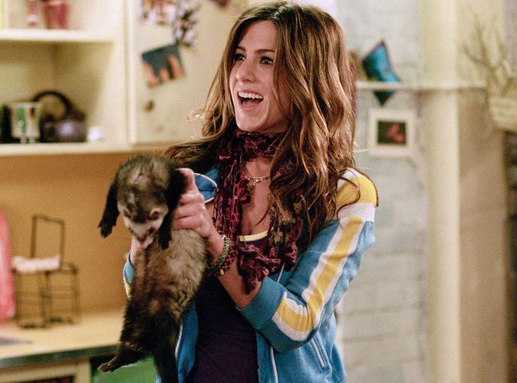 Along Came Polly from Jennifer Aniston: Movie Star!
