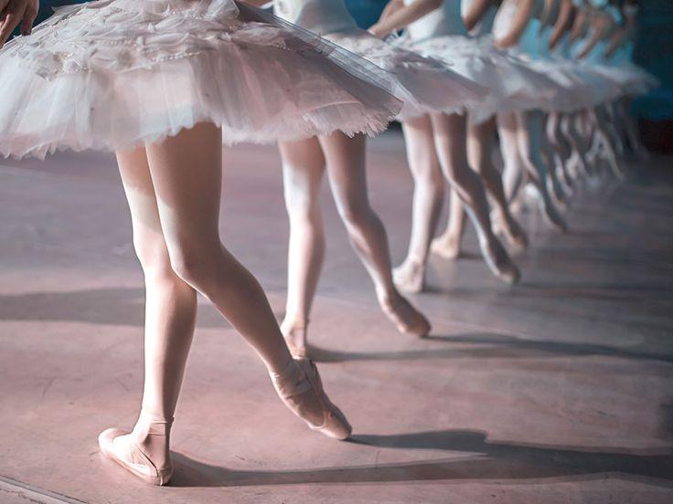 Ballett goes Fashion: Mit diesem Trend sehen wir traumhaft aus