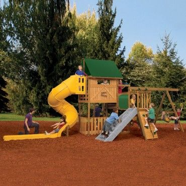 playstar great escape gold totally swing sets