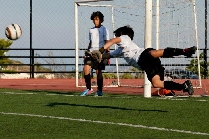 Juventus goalkeeper personal training