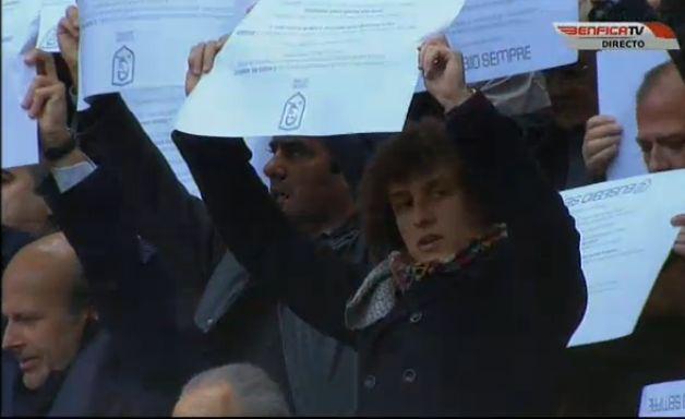 David Luiz !