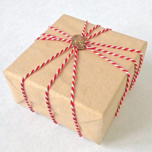 23 kreativa sätt att slå in dina julklappar - Sköna hem