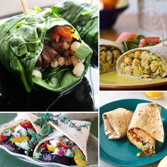 That's a Wrap - Healthy Wrap Recipes