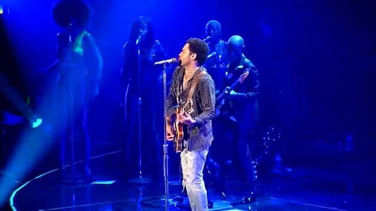 Lenny Kravitz - I Belong to You - Wembley Arena, London - December 2014