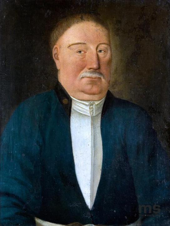 nieznany Tytuł:Portret Ignacego Lipskiego Datowanie:2 poł. XVIII w.