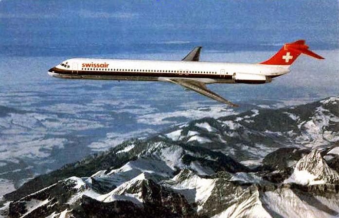 Quadruple decker plane