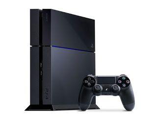 Hobi PS4, Ini Spesifikasi/ Harga Sony PS 4 (PlayStation 4) GDDR5 8GB - Jet Balck