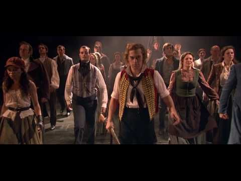 Les Miserables, the best musical I've ever seen, and I've seen a lot of them.