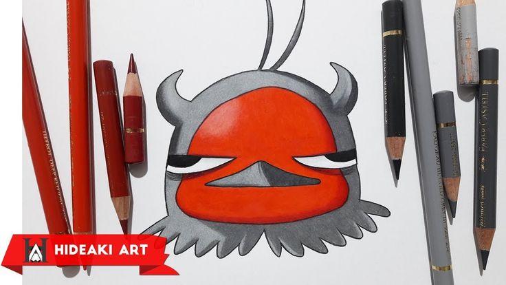 Speed Drawing Nero    Black Clover