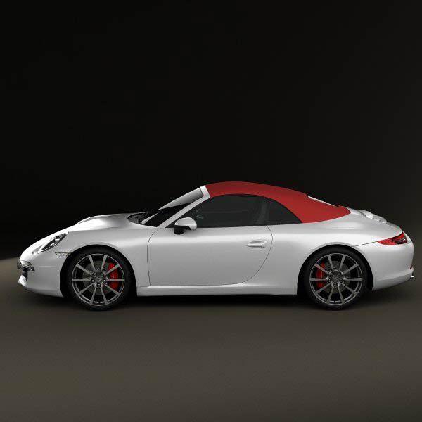 #Porsche 911 #CarreraS #Cabriolet (2012)