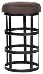 Furniture Avenue des Champs-Élysées Industrial Drum – The Black Steel
