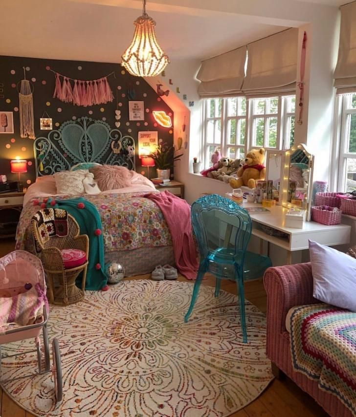 Pin On No Place Like Home Hippie style bedroom ideas