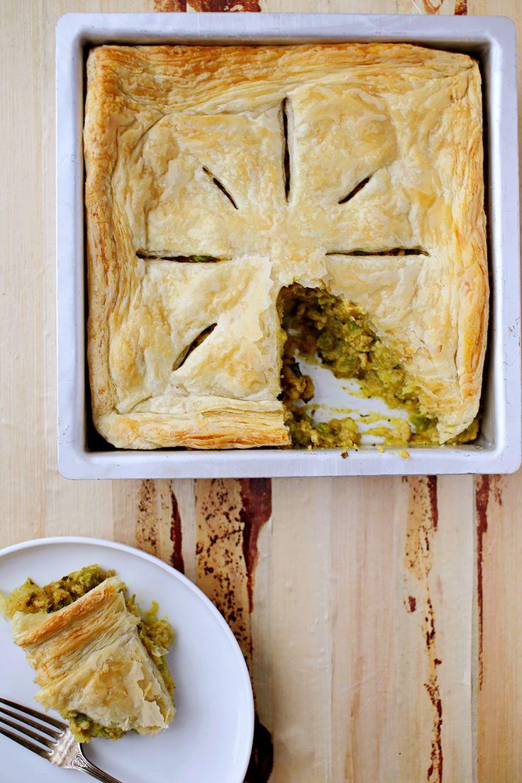 Make this Samosa Pie for dinner.