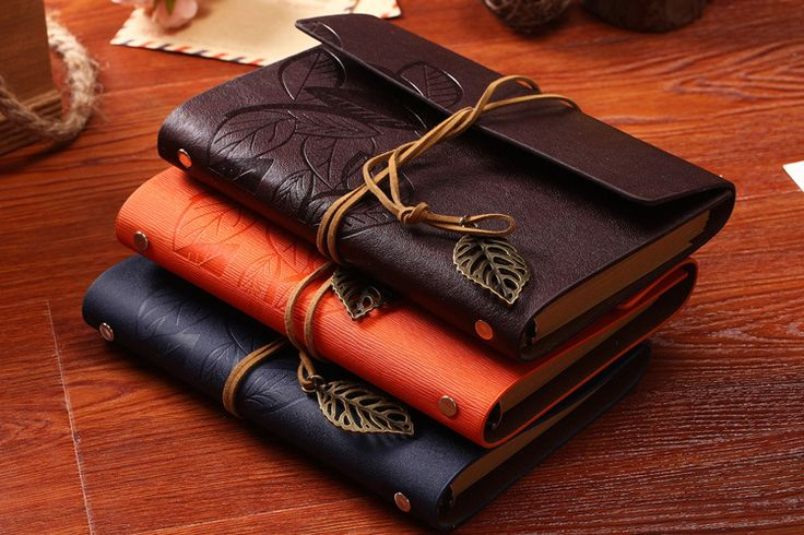 Travel Leather Notebook