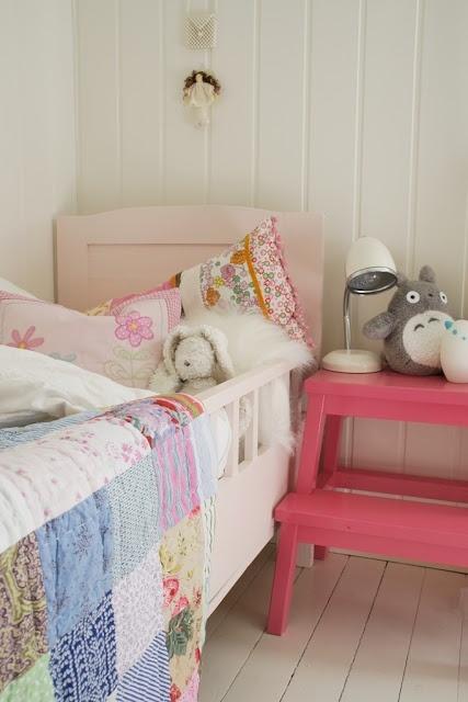 IKEA BEKVAM HACKS - pink nightstand