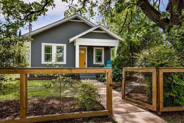 Charming Eastside bungalow asks 599K Bungalow exterior