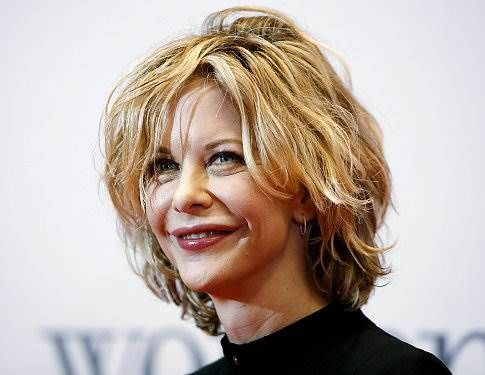 Of all the Broadway shows to choose from, Meg Ryan wound up at one with a familiar