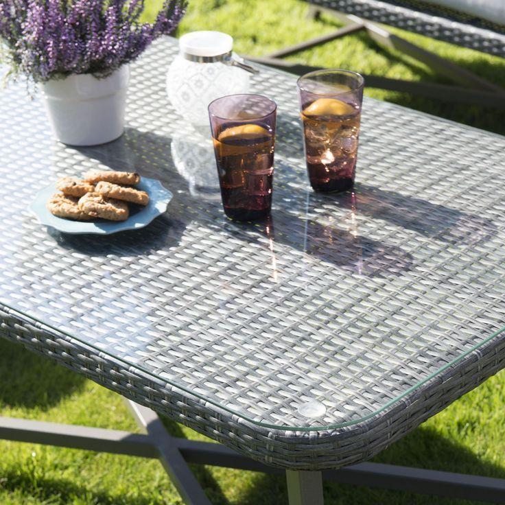 Kettler Lamode Small Garden Coffee Table Grey Ash Products Ash Coffee Garden Small Garden Coffee Table Garden Coffee Table Small Coffee Table