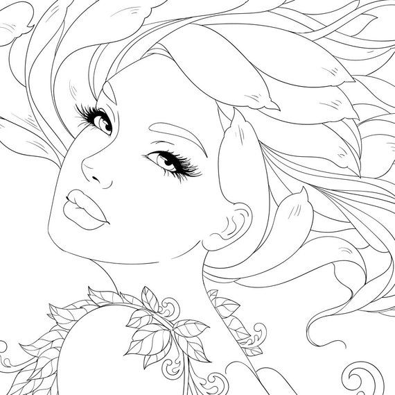 Pin On Coloriages Pour Adultes Elodie