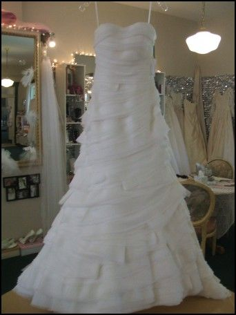 Consigned Wedding Dresses