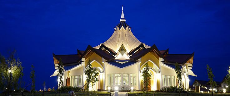 September 1, 2017—the people of Battambang, Cambodia will celebrate the dedication of their local Baha'i House of Worship.
