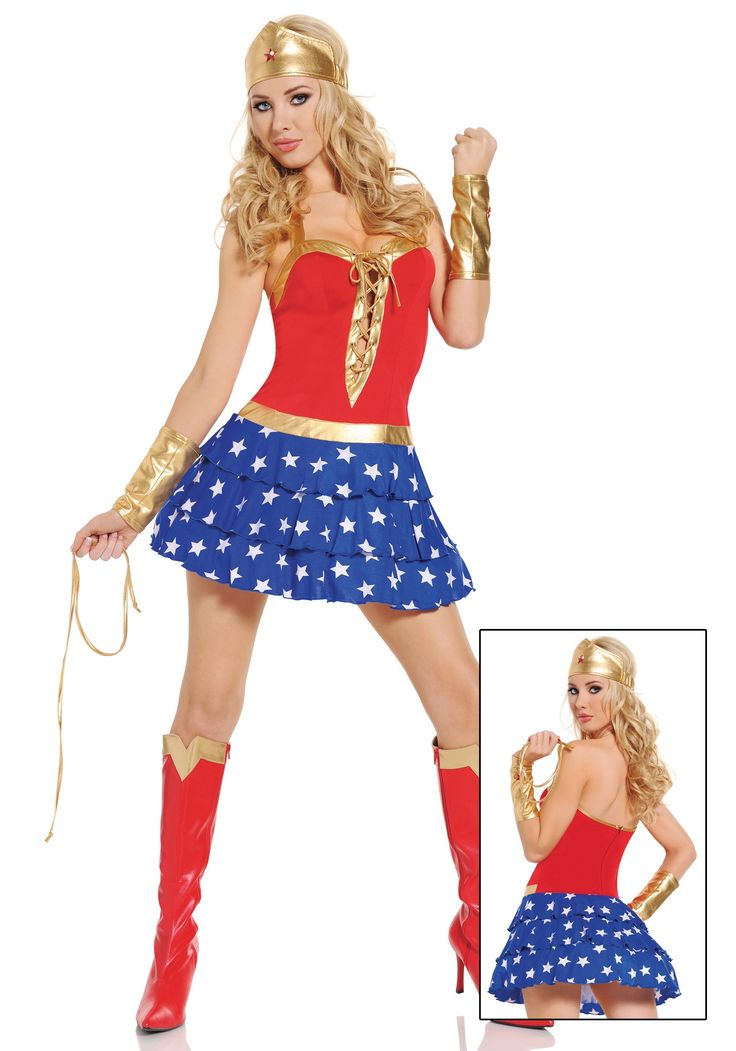 57 Best Wonder Woman Costume Ideas Images On Pinterest  Costume Ideas -2391