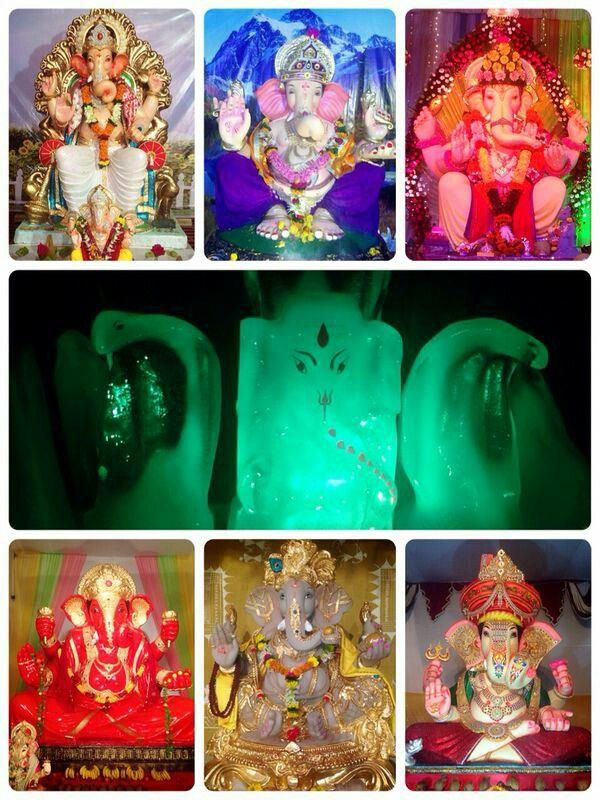 Ganesh festival Mumbai