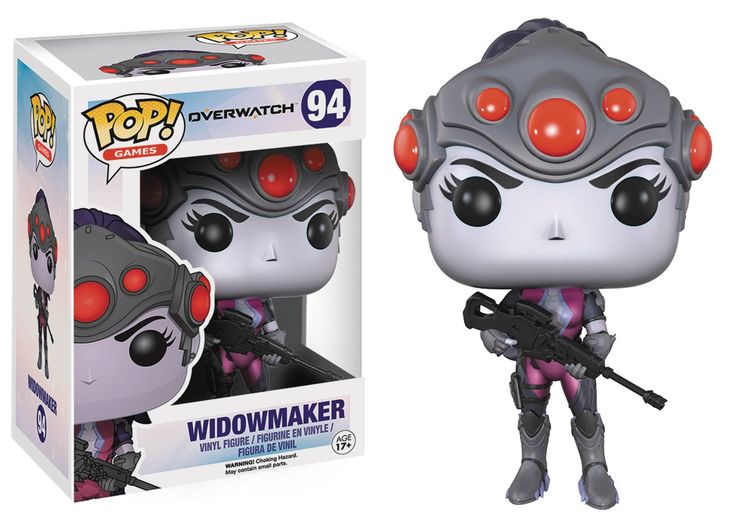 Widowmaker Pop!