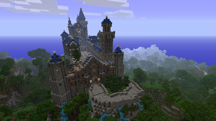 Blueprint Just Thethere Minecraftcastle More Minecraft Design Game