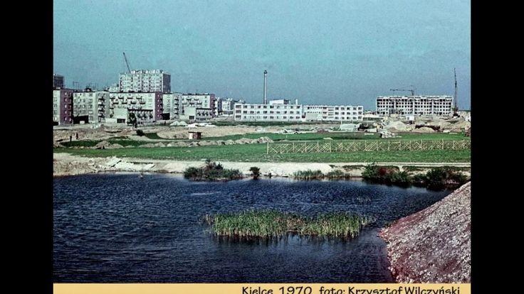 Kielce  in 70's years