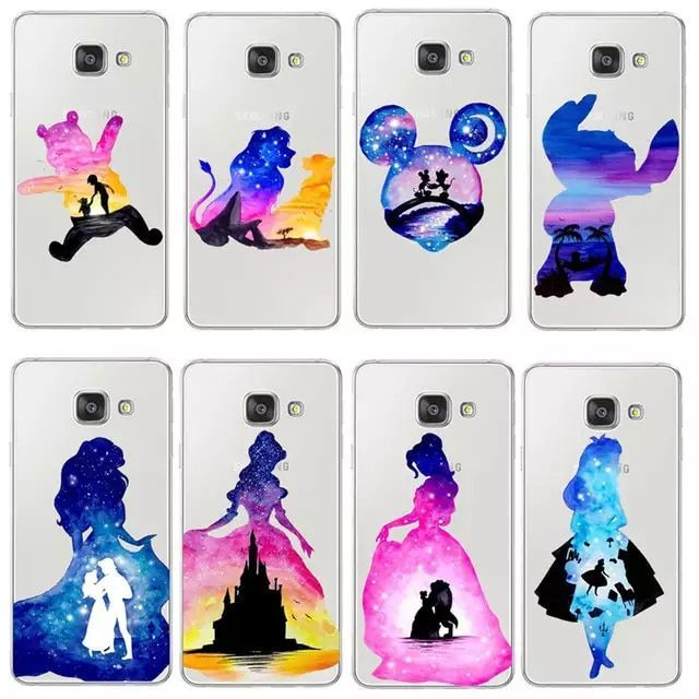 Us 1 99 28 Off Clear Soft Silicon Cover Coque Voor Samsung Galaxy J3 J5 J7 A5 2016 2017 S6 S7 In 2020 Bff Phone Cases Friends Phone Case Disney Phone Cases
