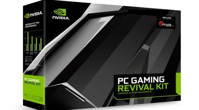 Nvidia offering PC Gaming Revival kits to make old hardware fresh again