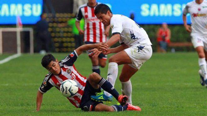 Veracruz vs Chivas de Guadalajara