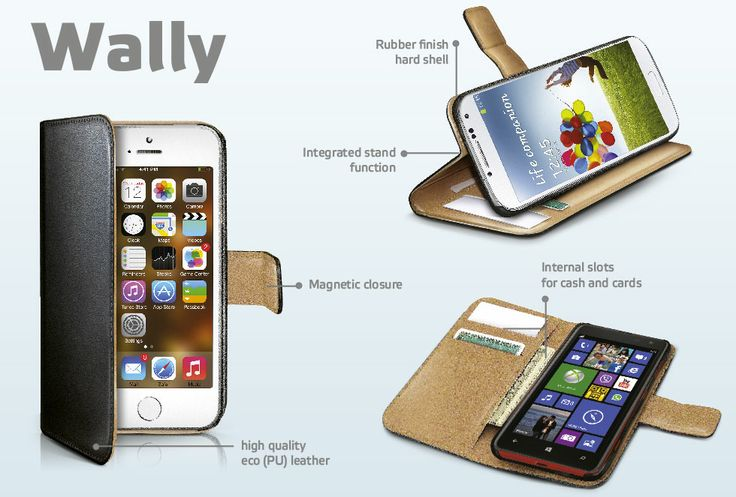 Stylish and comfortable cases for your smartphone!