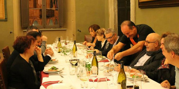 Feasting on food, songs and la dolce vita in Mercatello sul Metuaro