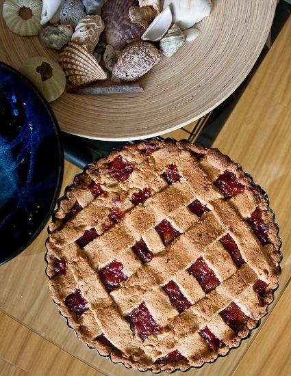 Haw Berry Kumquat Pie