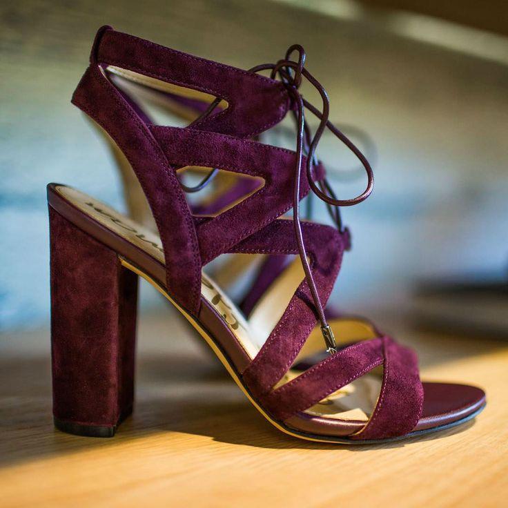 Sam Edelman Yardley Chunky Heel Sandals