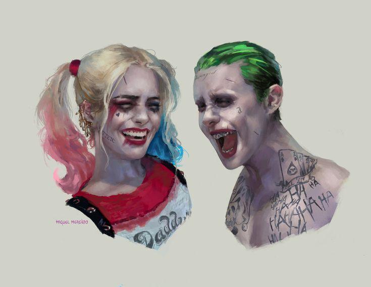 Harley et Joker