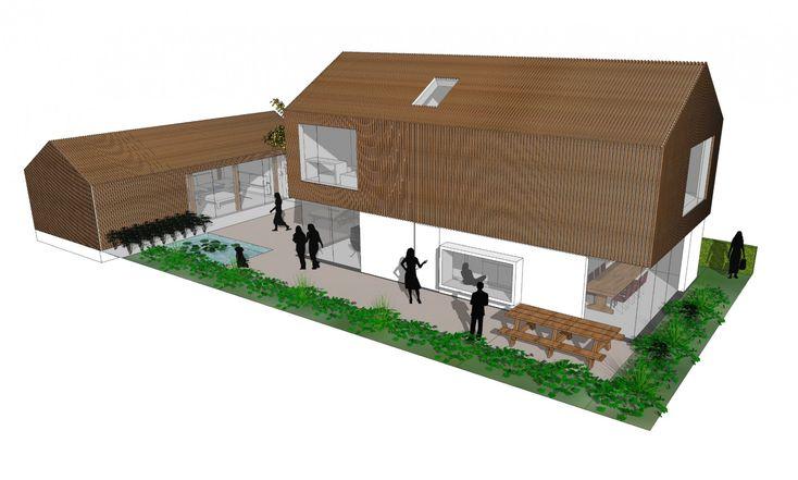 WEES-huis Waterrijk Meerhoven • Studio Slotboom