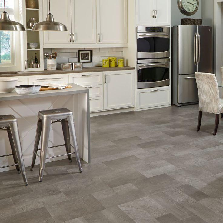 Find This Pin And More On Mannington Kitchens By Manningtonfloor.  Mannington Adura Luxury Vinyl Tile Flooring ...