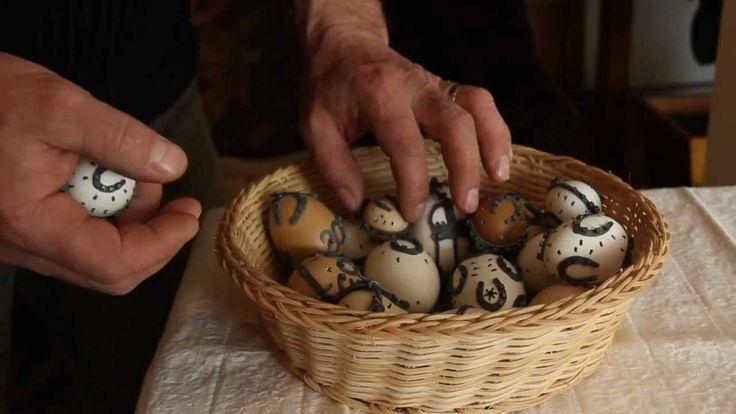 Tojásírástól tojáspatkolásig