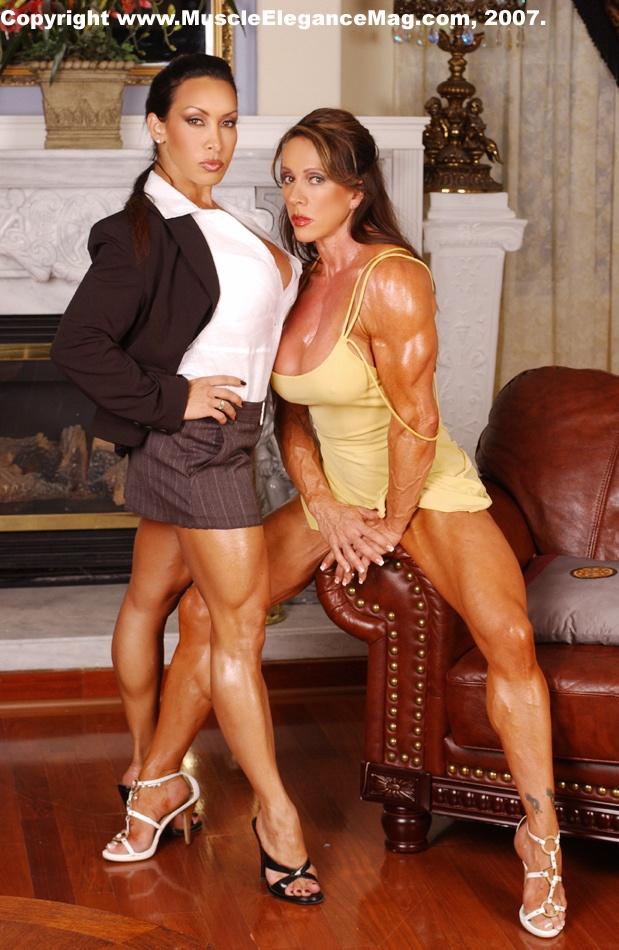 Denise masino 42 female bodybuilder