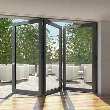 Best 25+ Bi fold doors ideas on Pinterest | Glass roof Kitchen extension glass and Glass extension & Best 25+ Bi fold doors ideas on Pinterest | Glass roof Kitchen ... Pezcame.Com