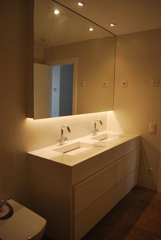 M s de 25 ideas incre bles sobre lavabo doble en pinterest for Muebles bano rusticos ikea