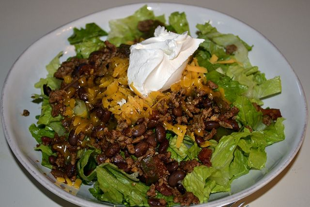 George Stella's Southwestern Chili Con Carn Low Carb