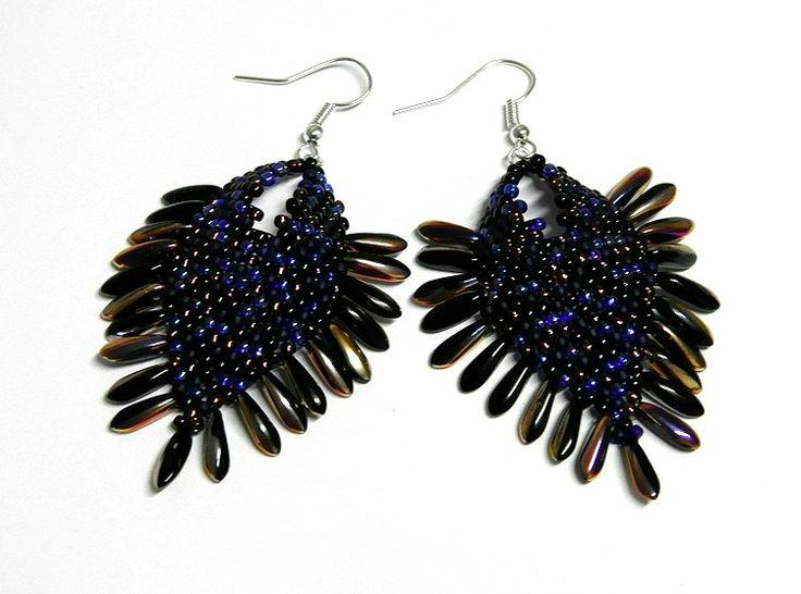 #BOHO #LOVELILI #earrings www.lovelili.cz