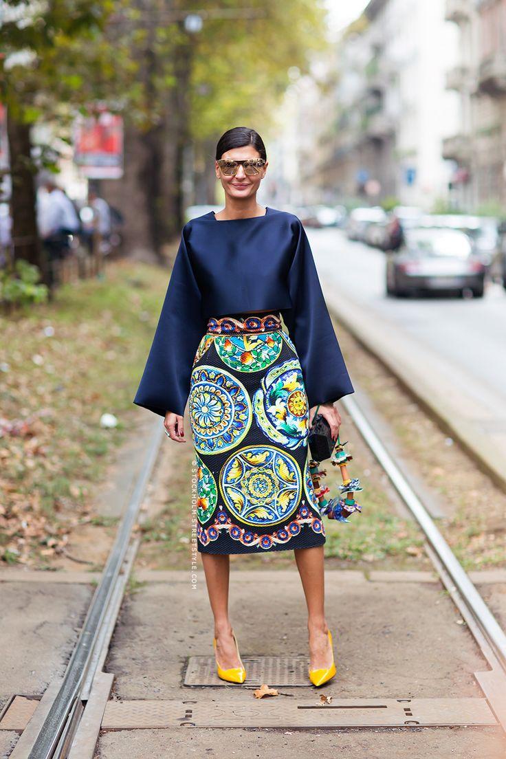 Giovanna Battaglia Stockholm Streetstyle Inspiration