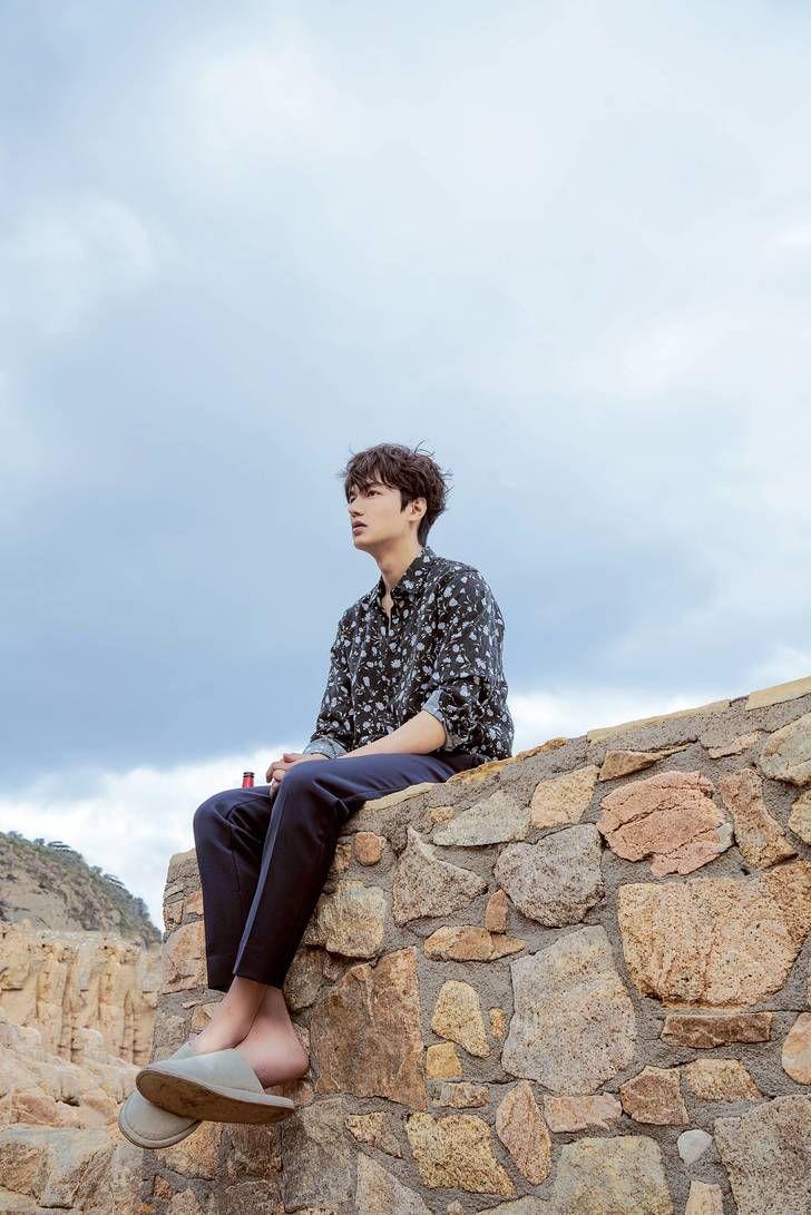 Lee Min Ho, Legend of the Blue Sea poster, 20161101.