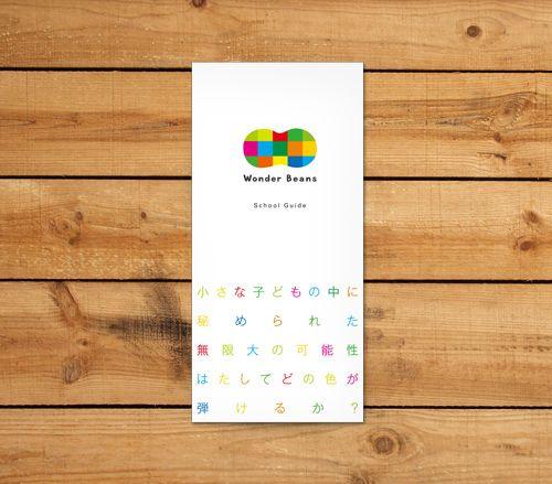 Wonder Beans|リーフレットデザイン|カフェ飲食店中心のデザイン制作|Alnico Design